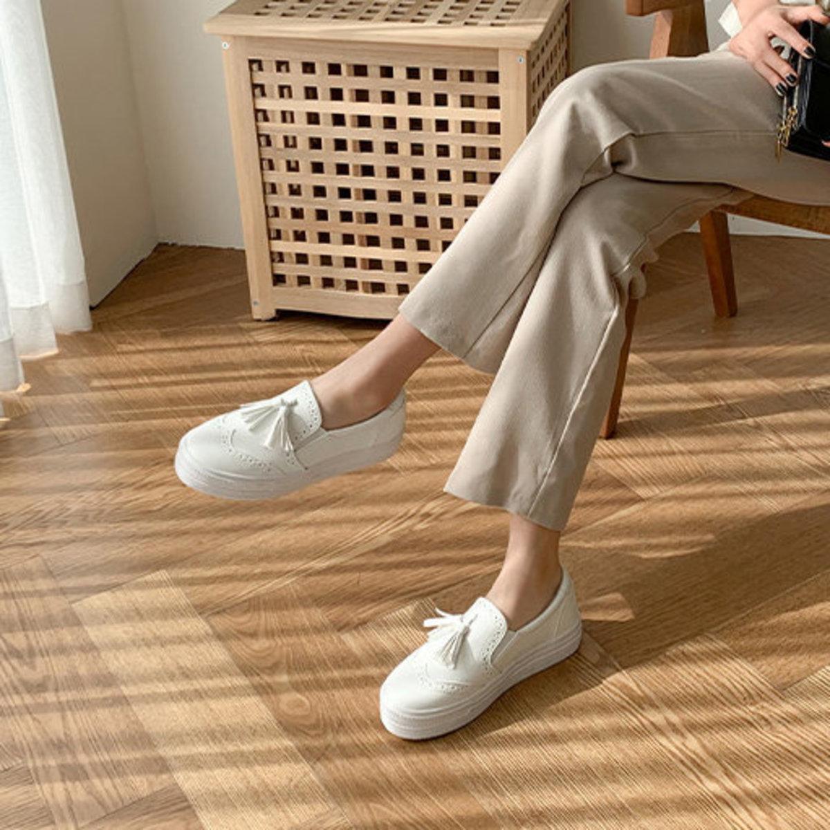 Bonate Knee Bend Slip-On