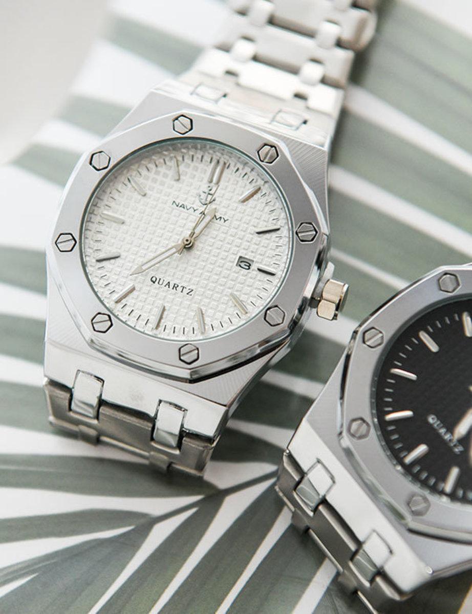 Navy Army手錶