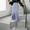 Slit Hem Mermaid Long Skirt