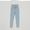 鈕款高腰牛仔褲