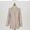 單襟格紋西裝外套