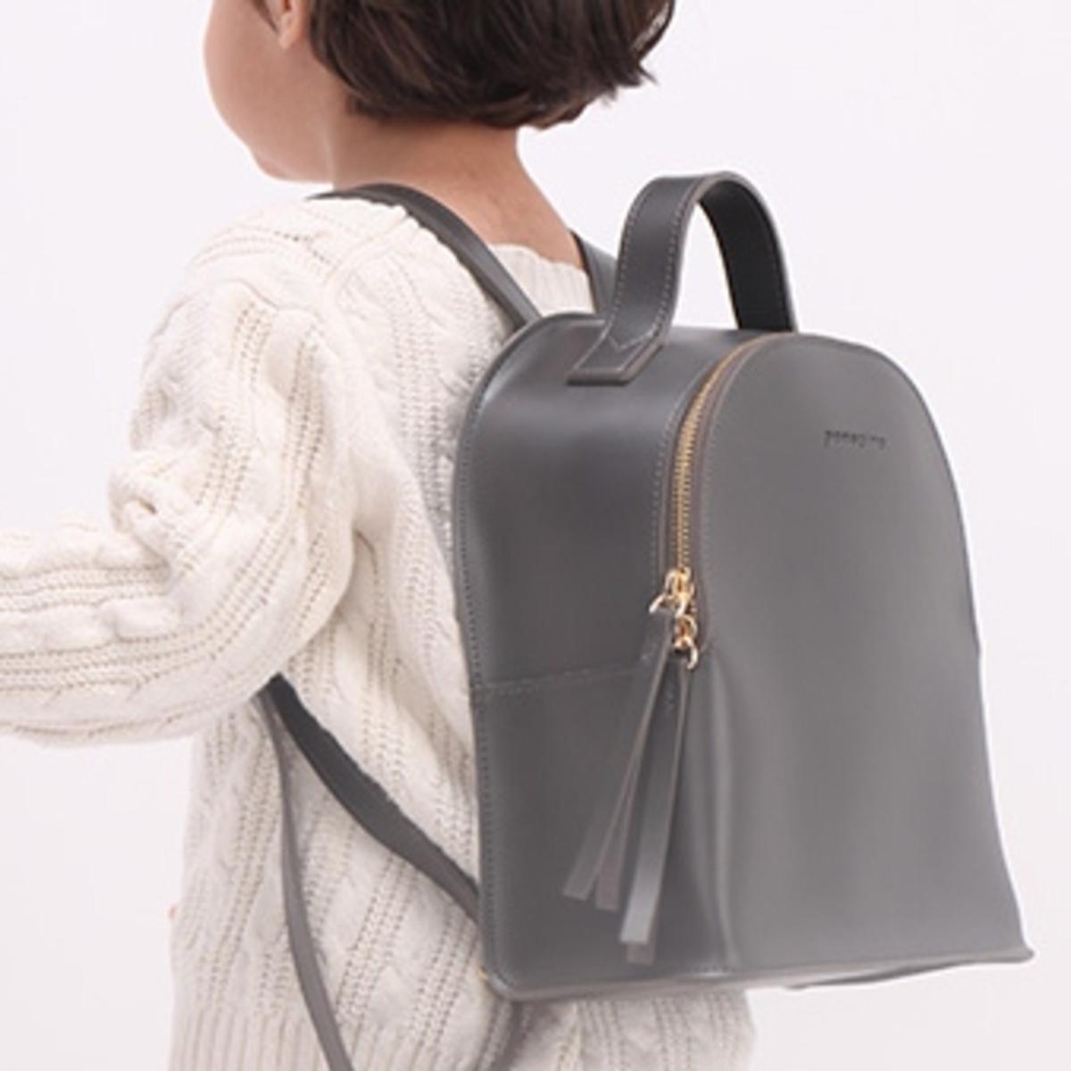 ponopino kooni baby bag_gray
