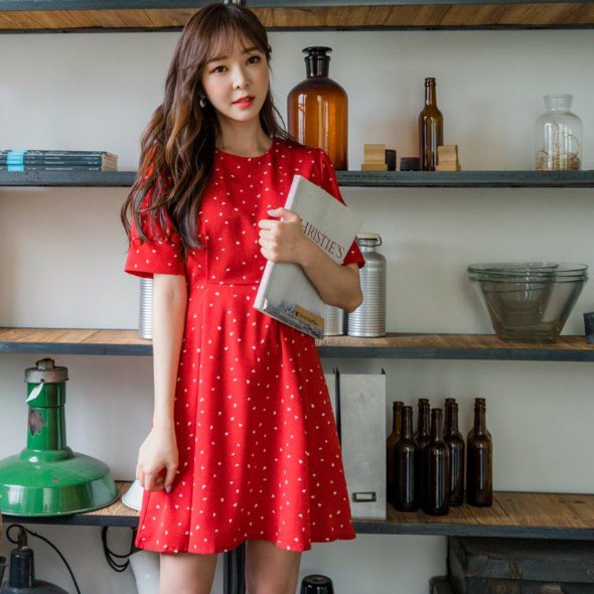 Merry Heart Dress