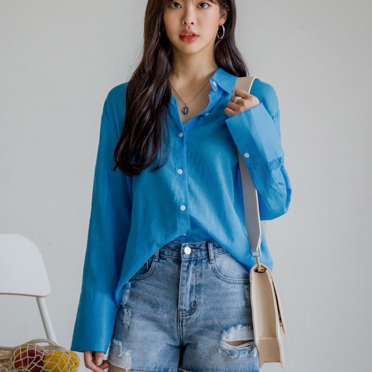 Simple Long Sleeved Shirt