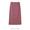 Yasu Brushed Bending Long Skirt