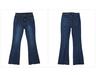 Ibo Boots Cut Denim Pants