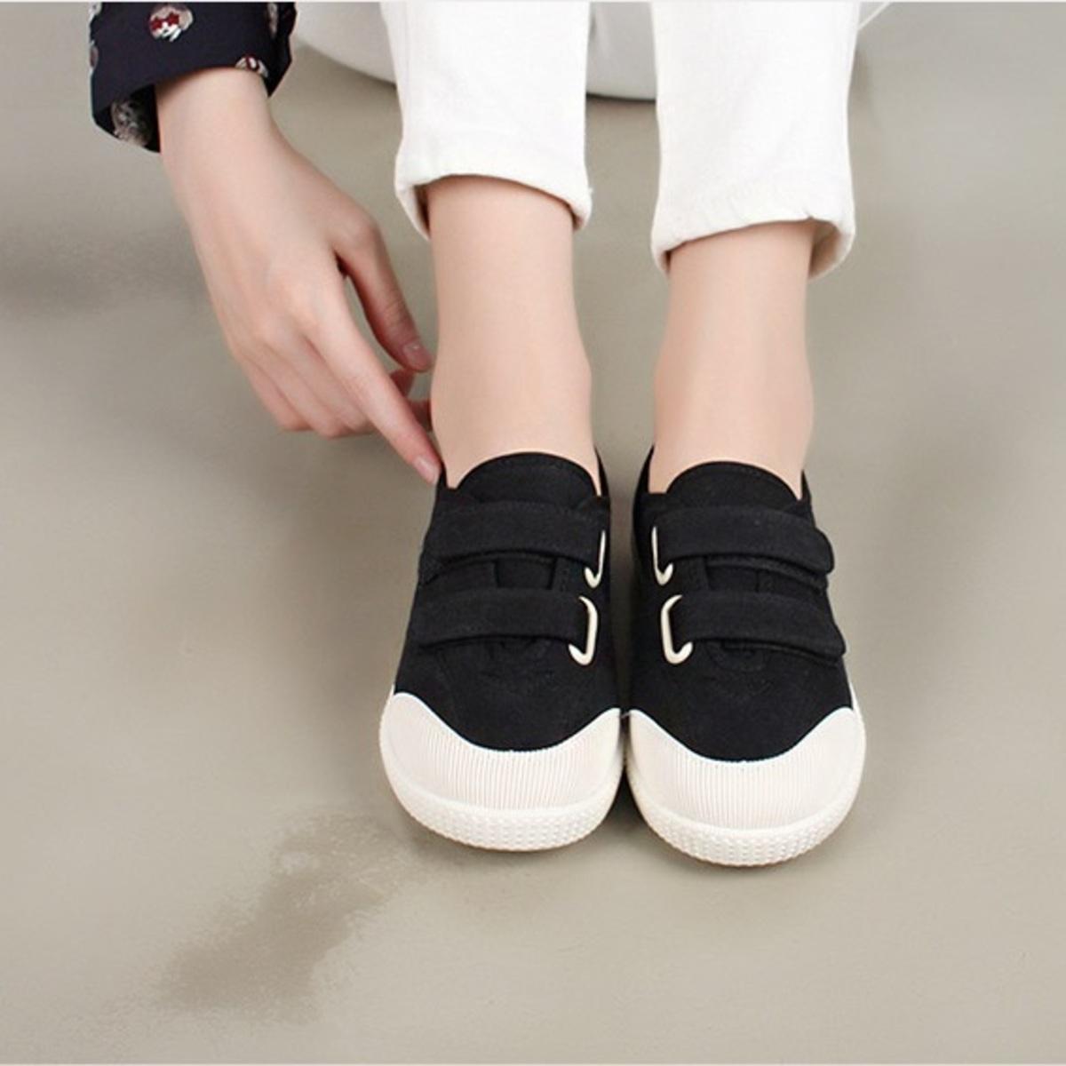 雙魔術貼運動鞋