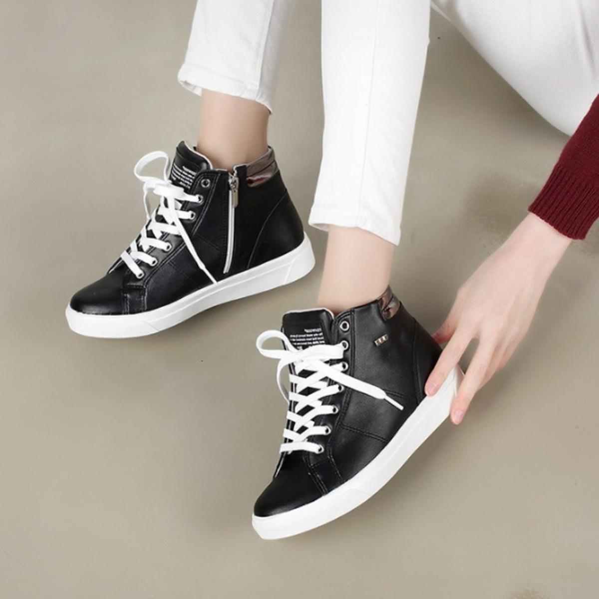 KR-Eden Hitop Shoes