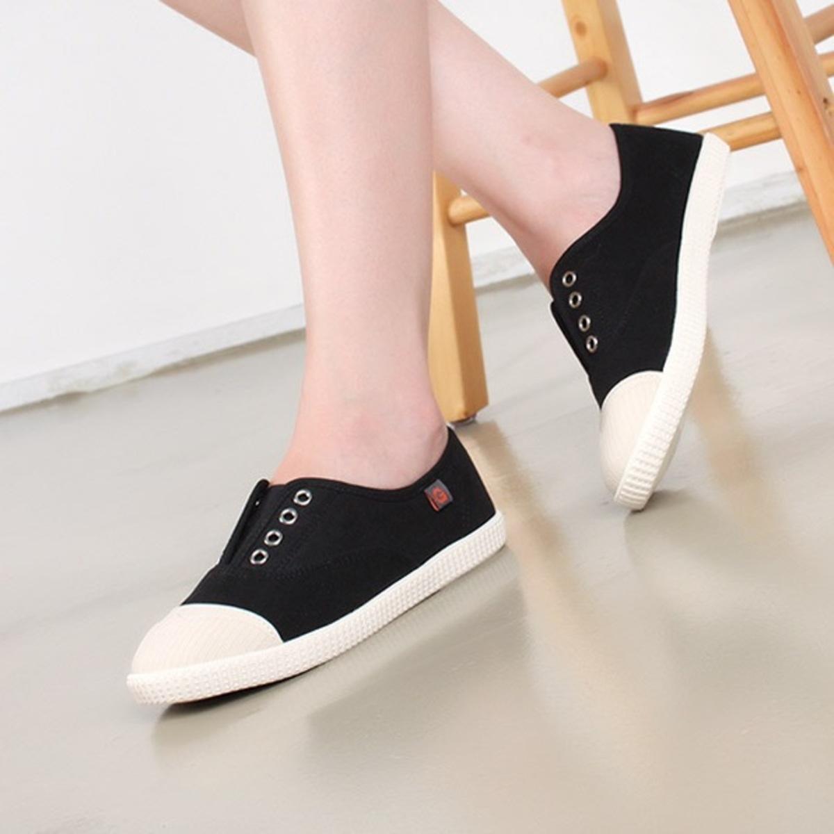 KR-Simple Sneakers