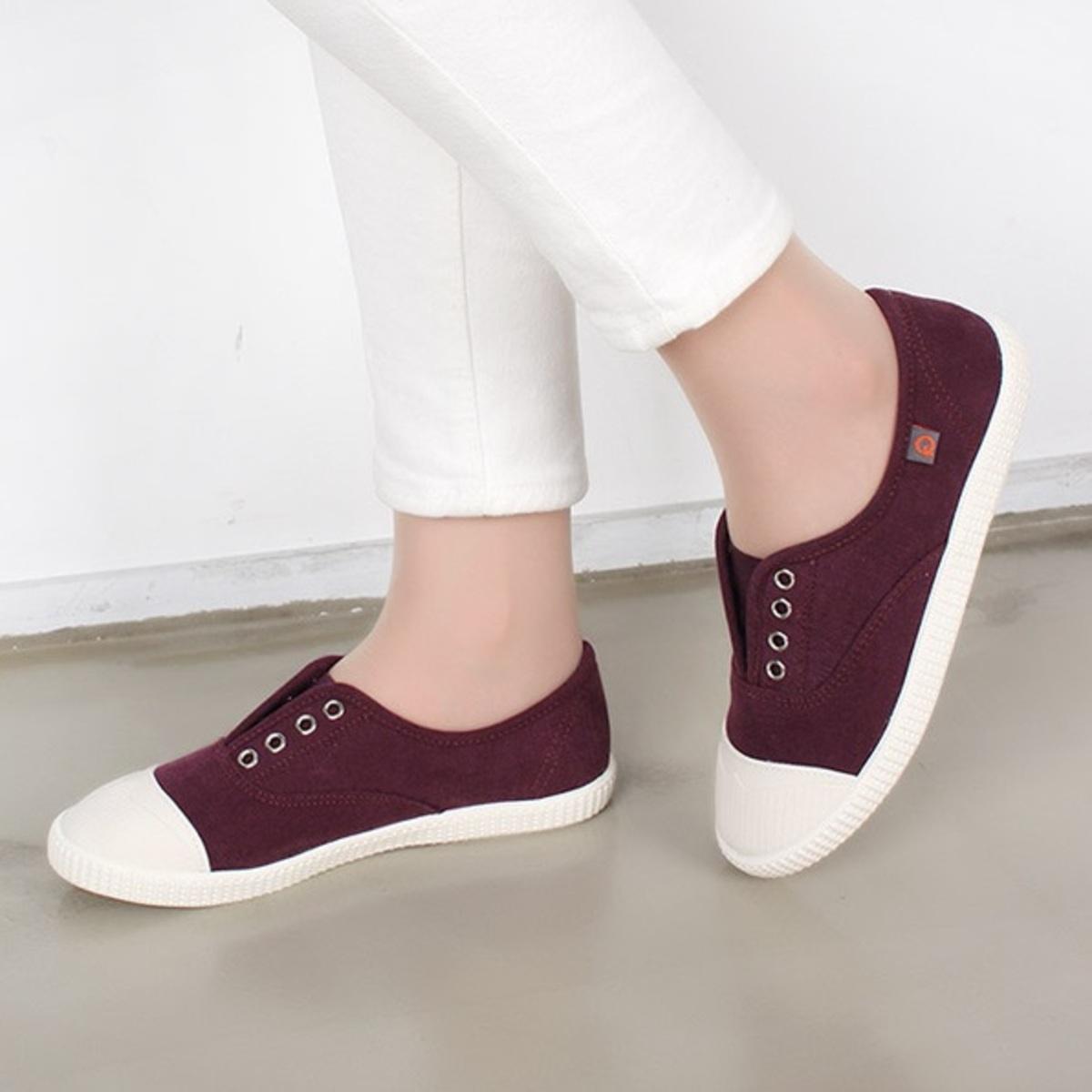 橡筋口運動鞋