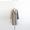 雙排鈕反領絨外套