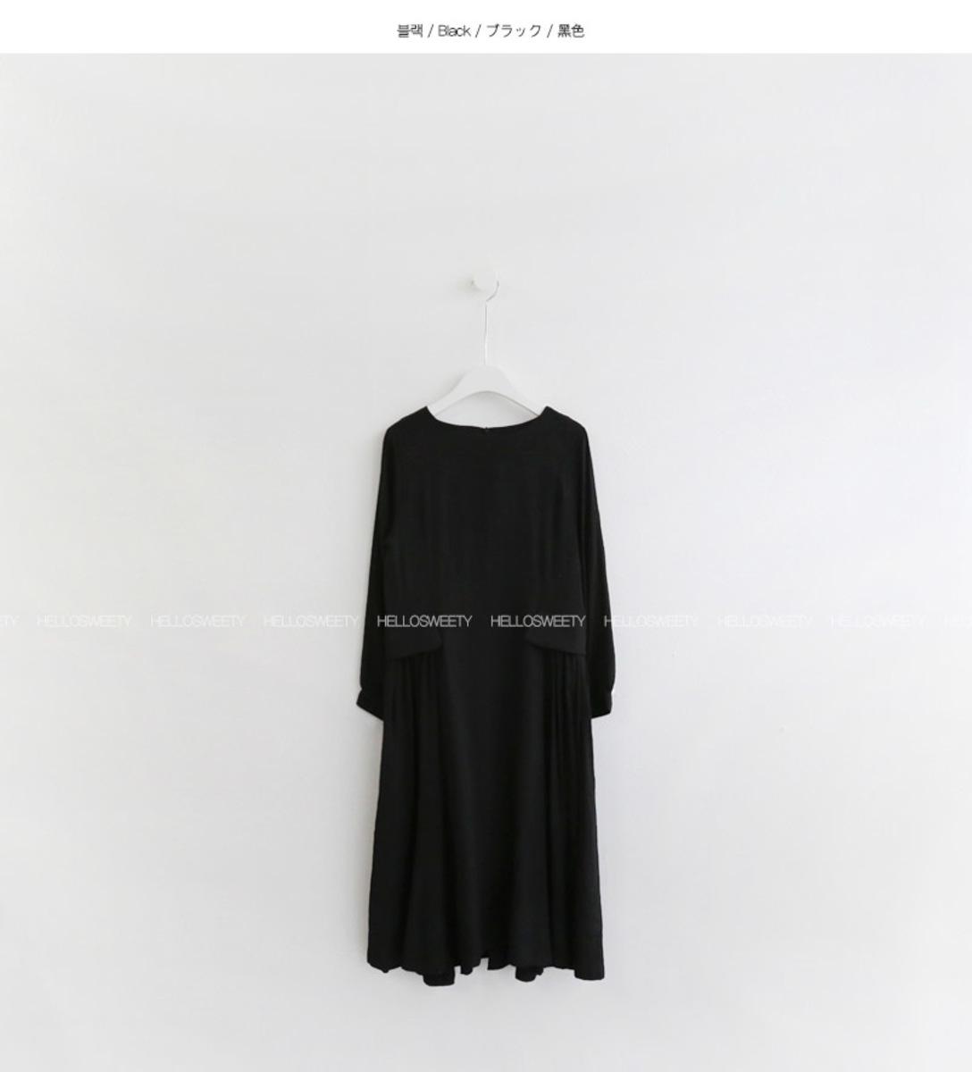 Bienmi Flare Dress