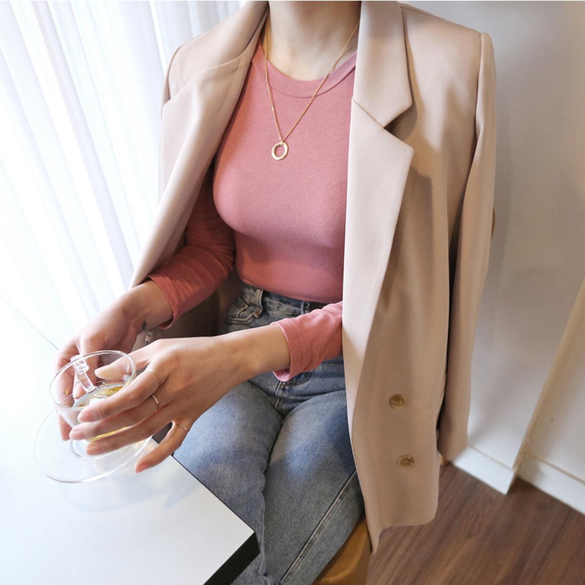 Levio Double Button Jacket