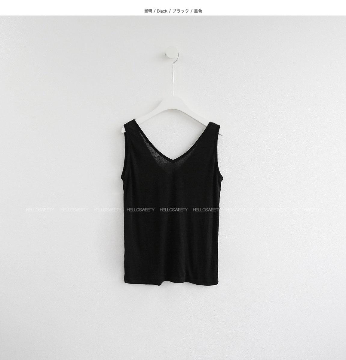 Berry Deep Linen Vest