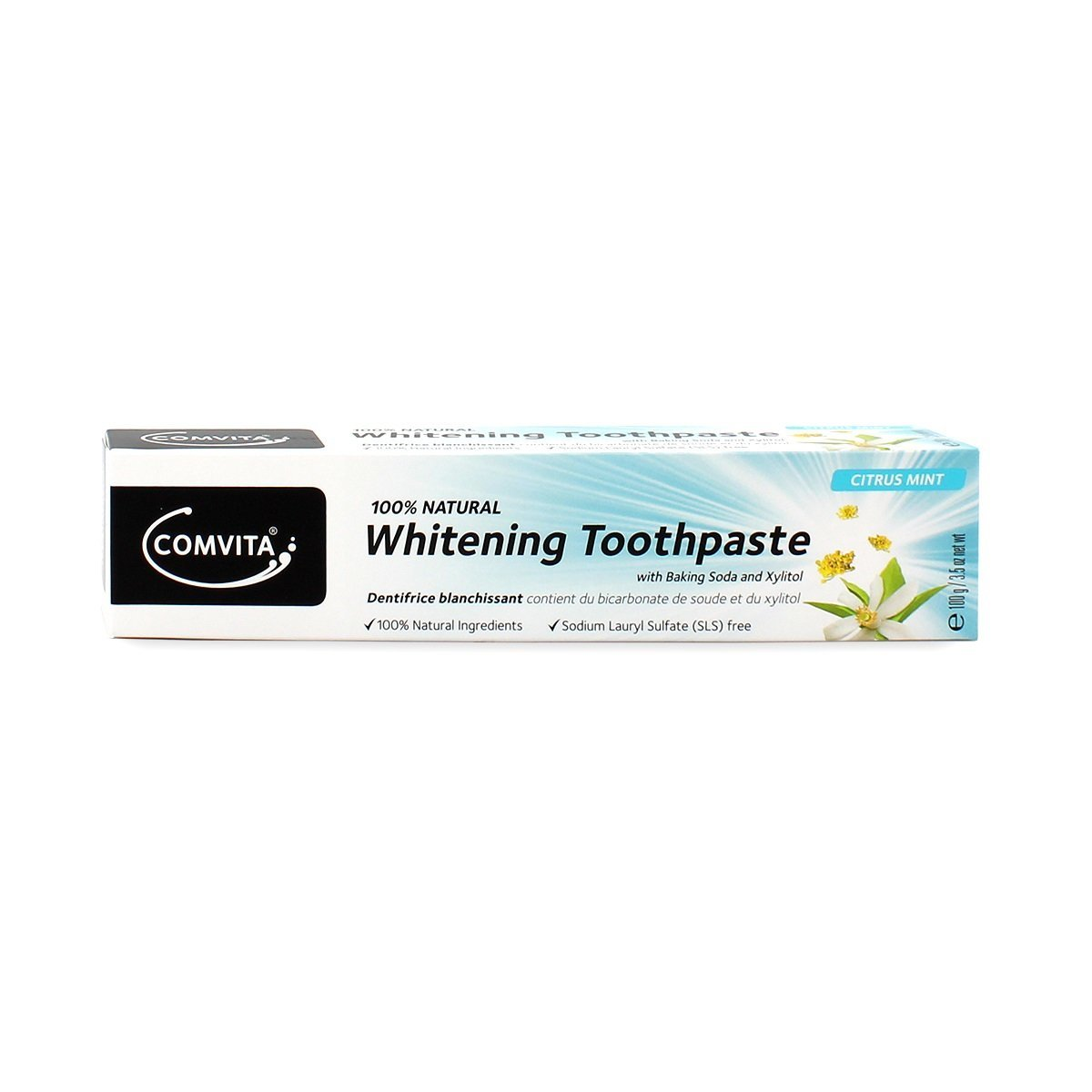 Natural Whitening Toothpaste