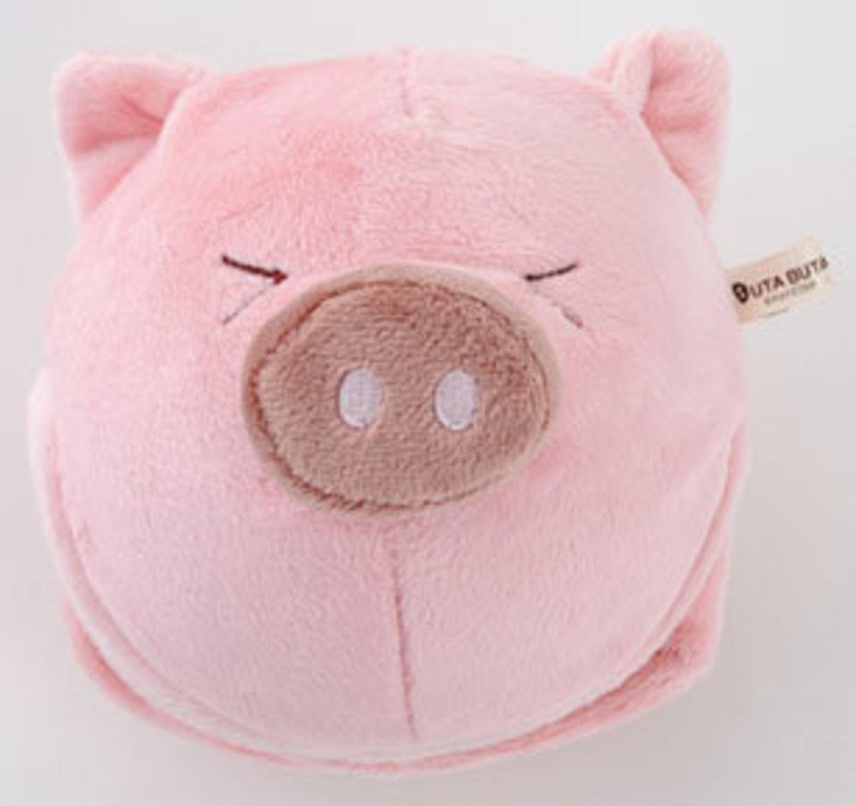 豬形力量球 (1千克)