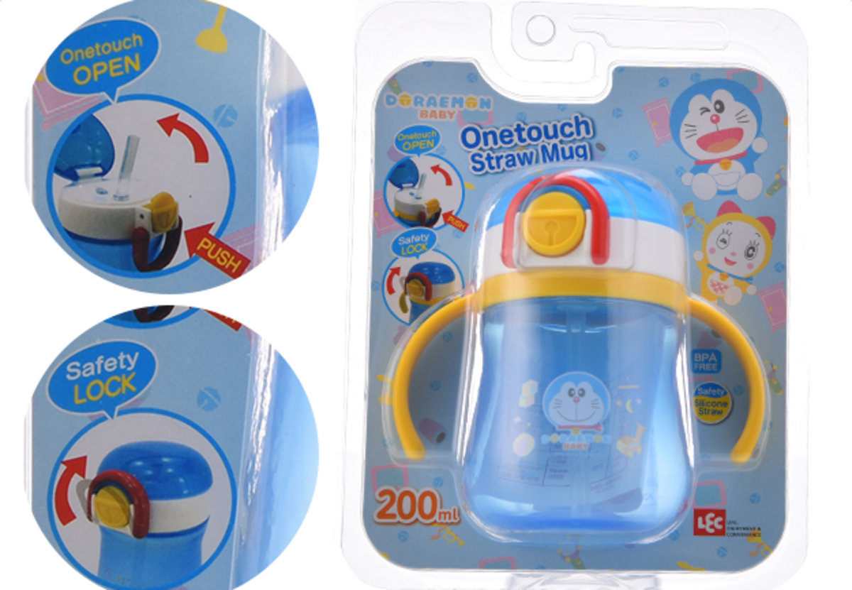 One Touch Strew Cup 200ml