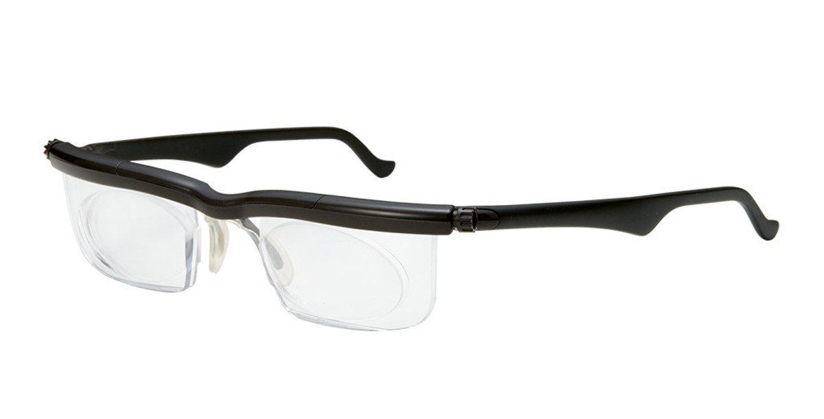 LifeOne Adjustable Focus Reader Glasses