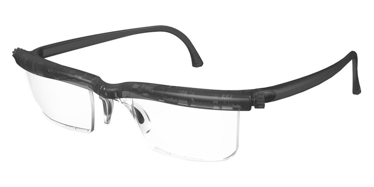 UZOOM Adjustable Focus Reader Glasses (Screen Protect)