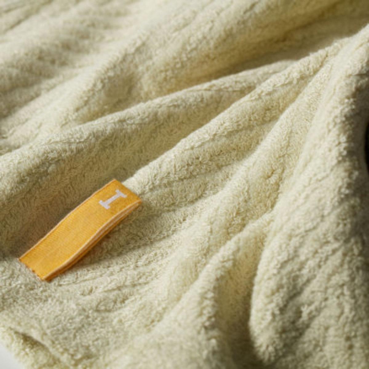 Bamboo 120 Imabari Towel Japan Face Towel -Green