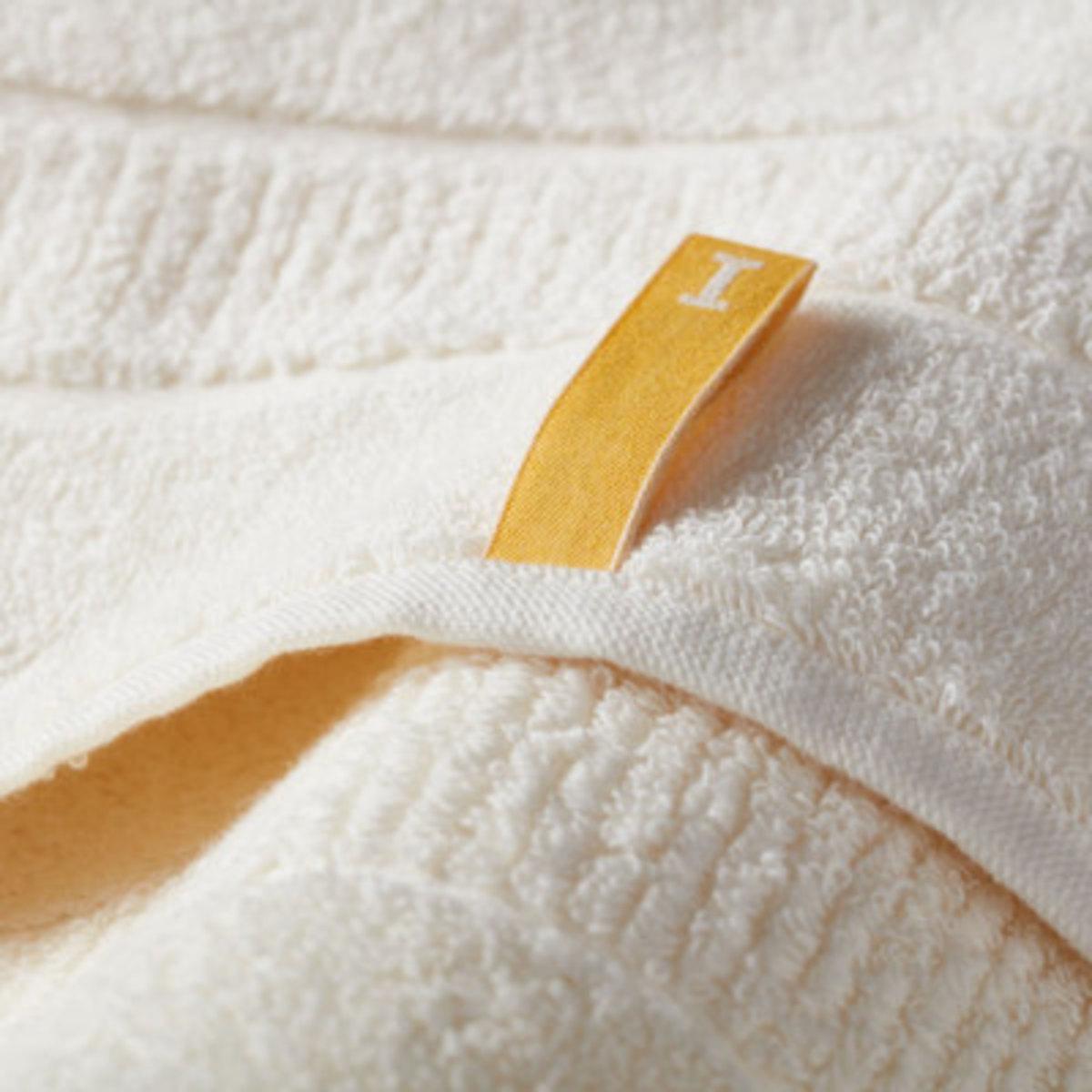 Organic 316 Face Towel -Natural Japanese Organic Towel Imabari Towel Japan Certified