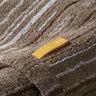 Strait 220 全日本製今治認證有機棉面巾-Sepia