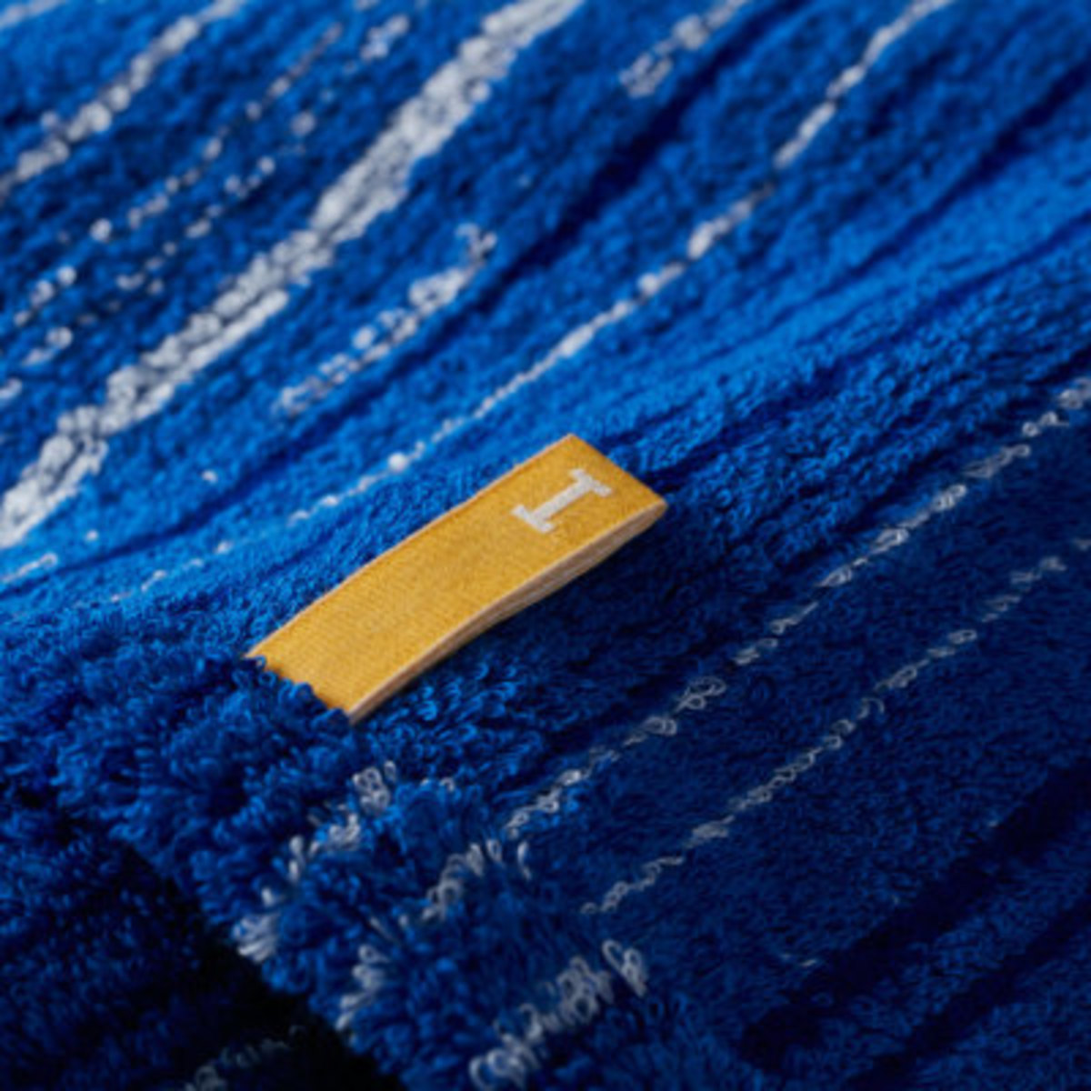 Strait 220 全日本製今治認證有機棉手巾-Deep Marine