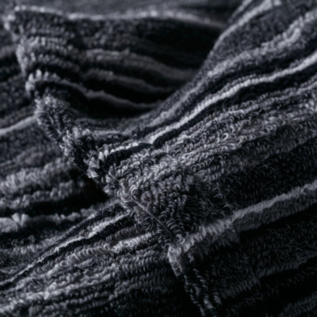 Strait Organic 240 全日本製今治認證有機棉面巾-Charcoal