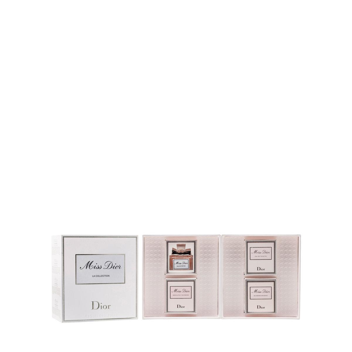 Miss Dior La Collection 迷你香水套裝 (4件) [平行進口]