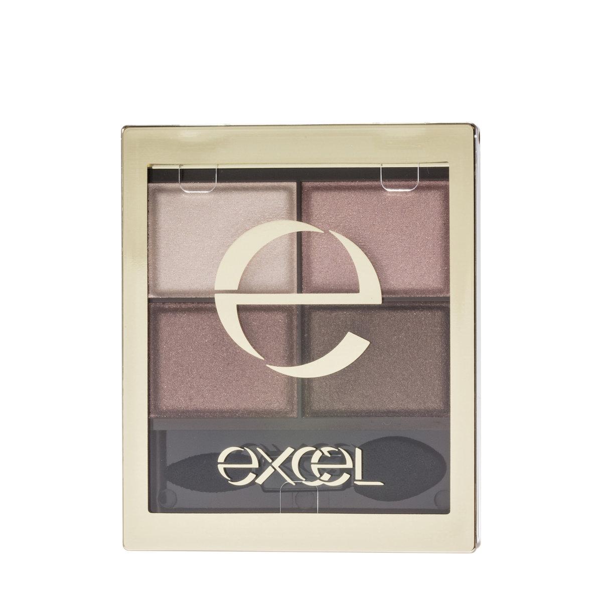 裸色深邃眼影 (SR06 酒紅啡) (莎莎獨家發售) (4.3克)