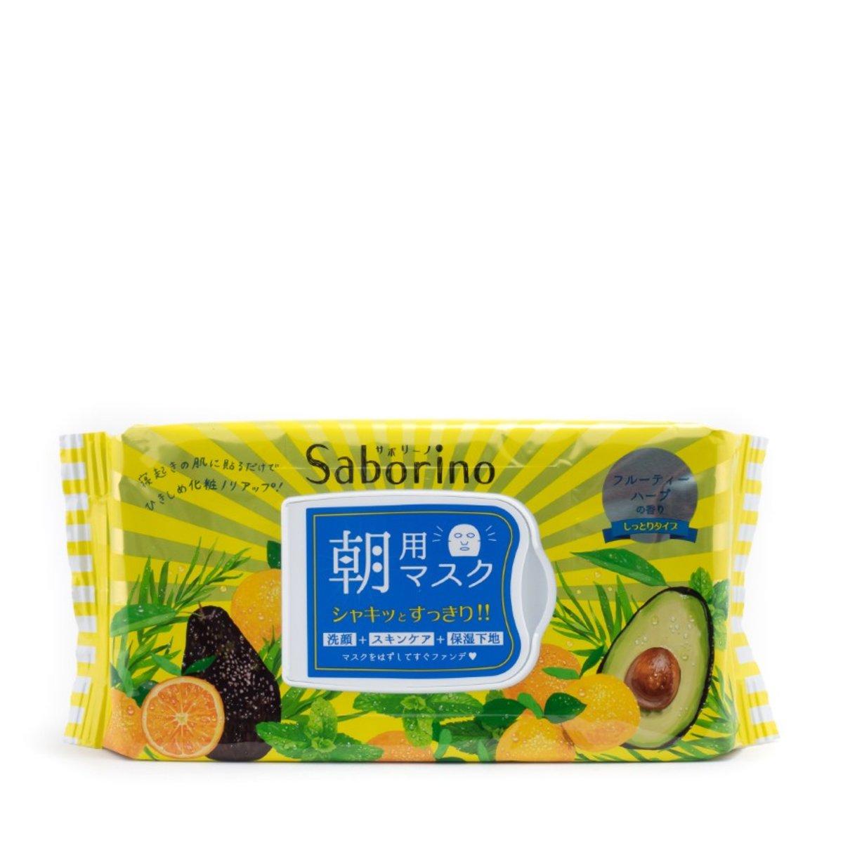 Saborino早安面膜 (32 片)