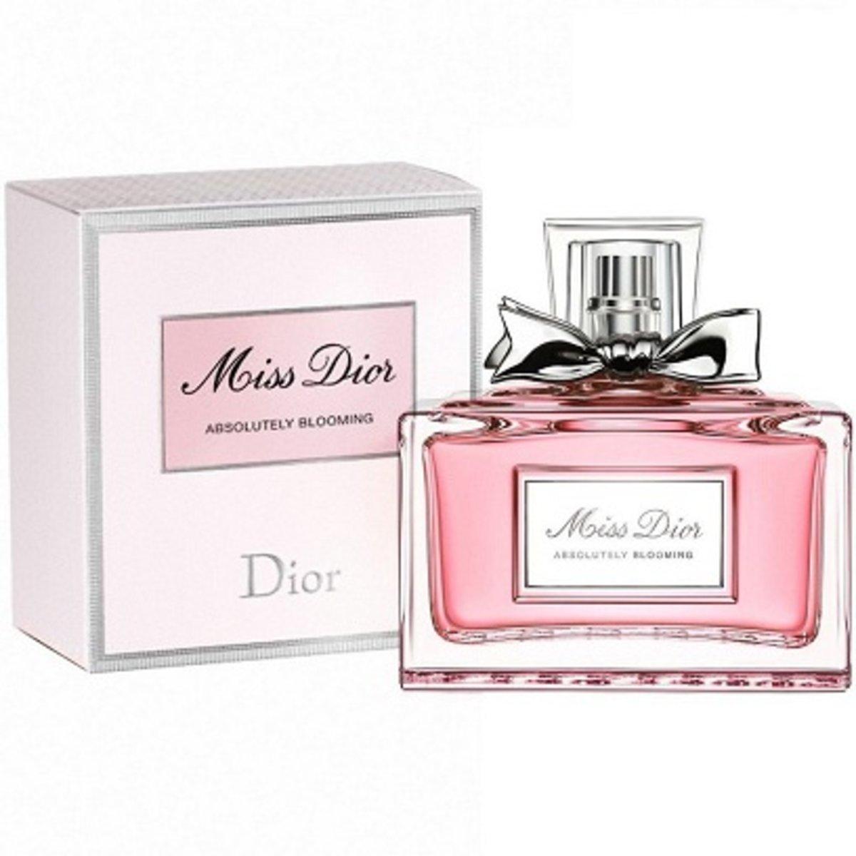 Miss Dior Absolutely Blooming Eau de Parfum (100ml) [Parallel Import]