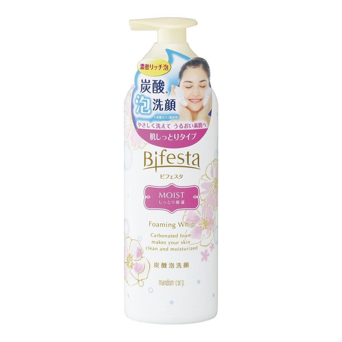 Bifesta Foaming Whip Moist (180g)