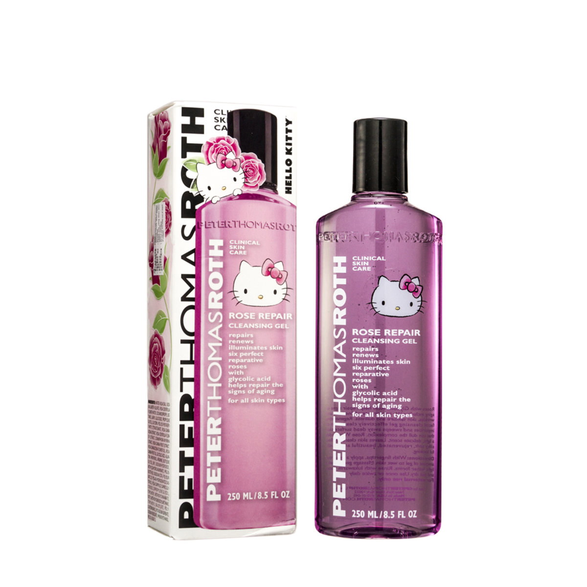 Rose Repair Cleansing Gel (Hello Kitty Limited Edition) (250 ml)