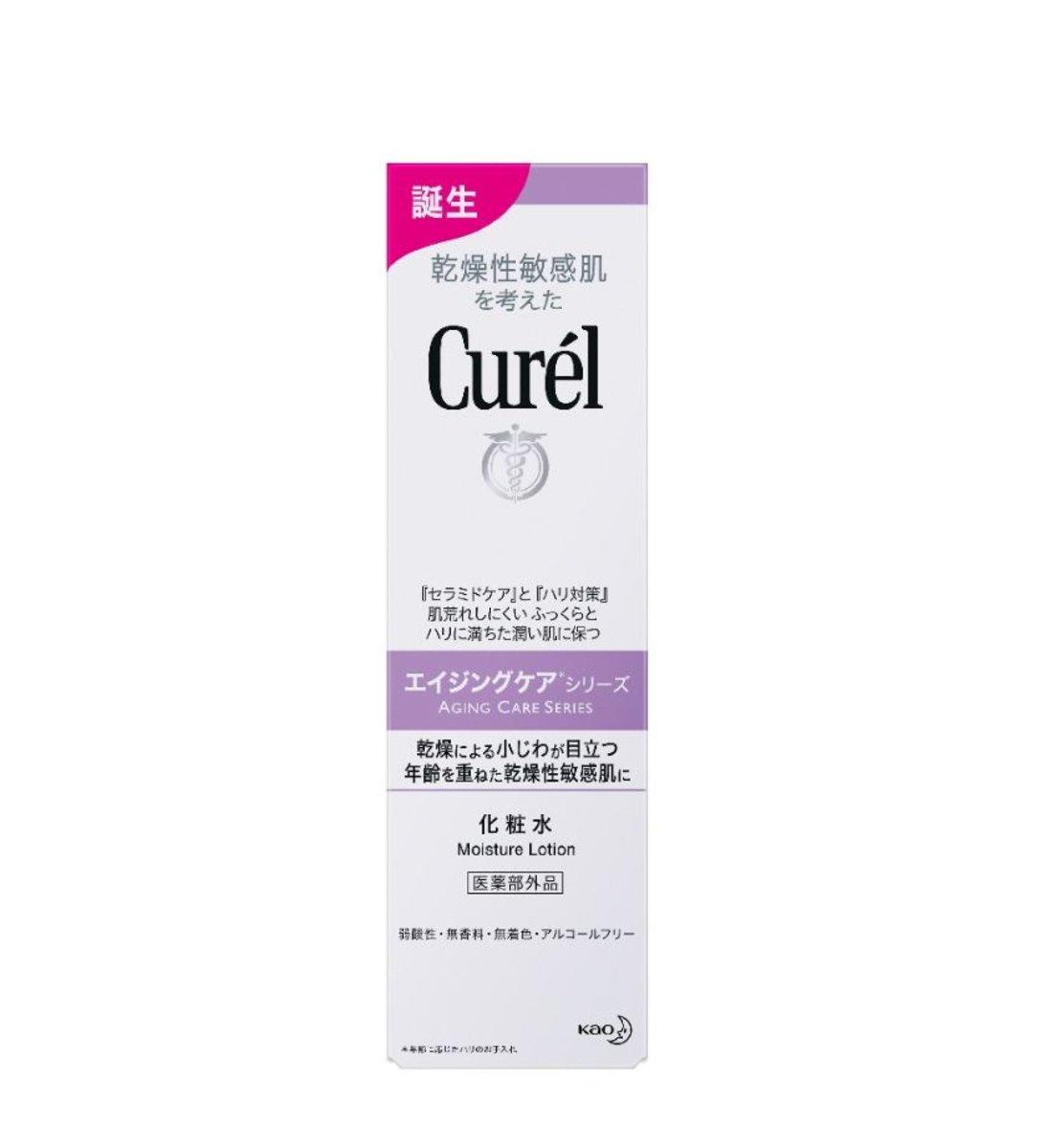 Curél Aging Care Moisture Lotion (140 ml)