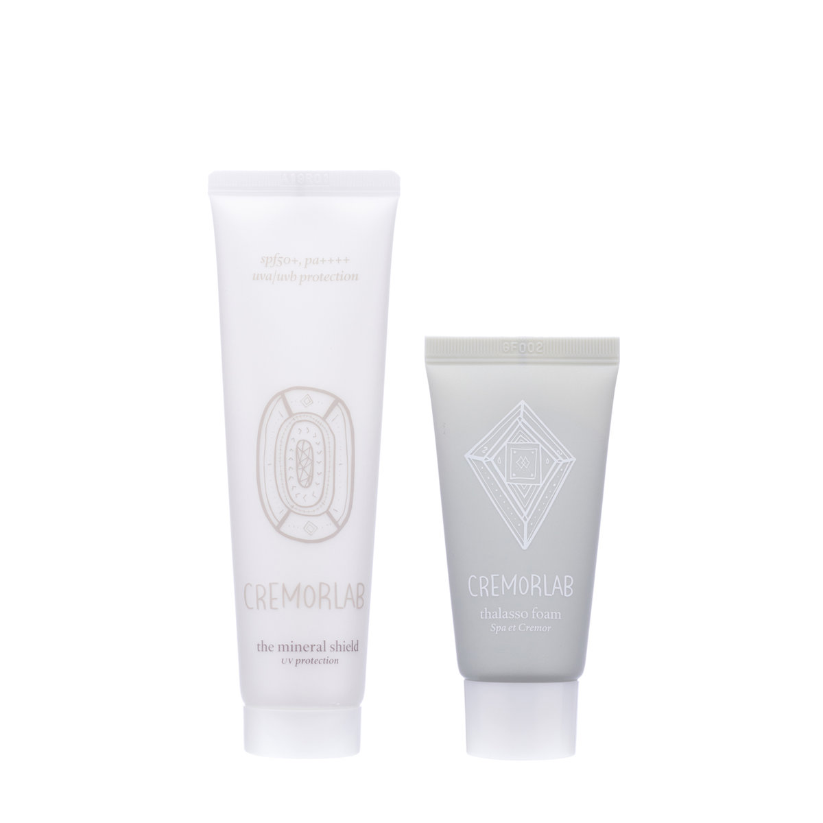 SPF50+ PA++++ Mineral Shield Skincare Set (2pcs)