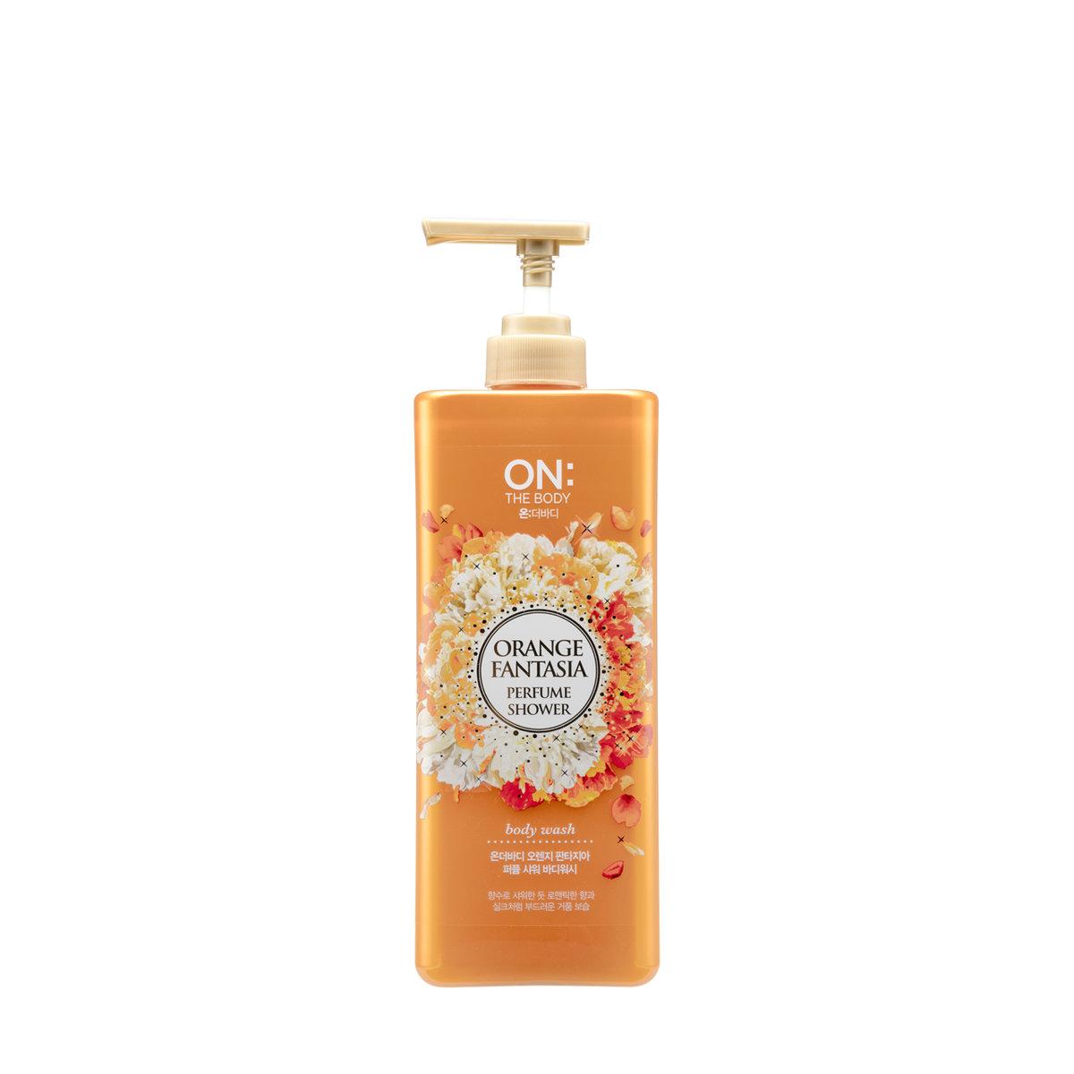 橙色狂想曲香水沐浴露 (900克)