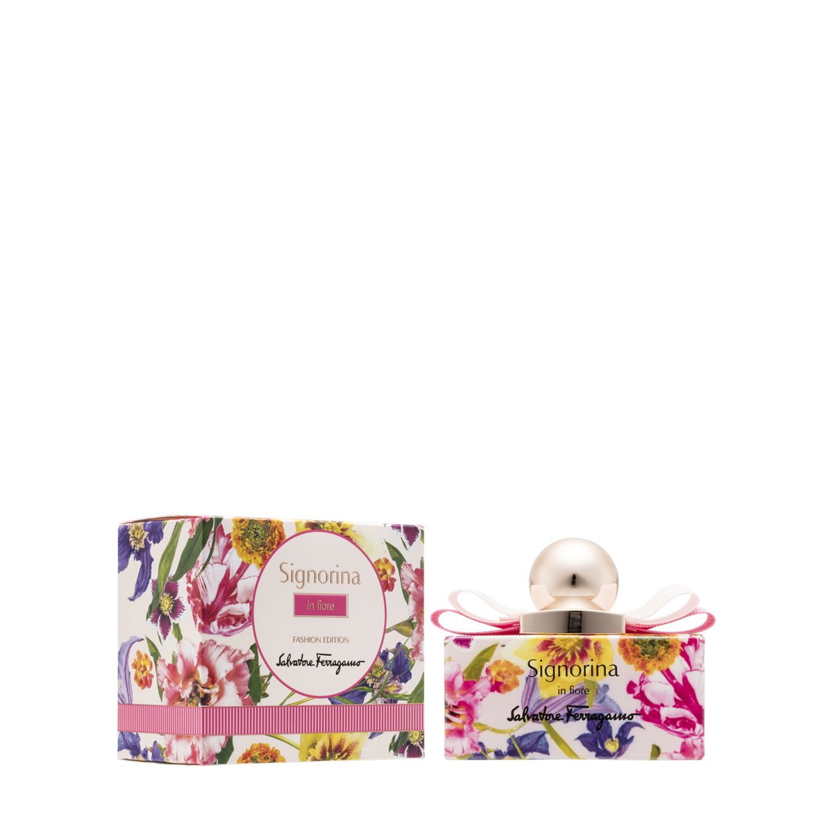 Signorina In Fiore Fashion Edition EDT Spray (50ml) [Parallel Import]
