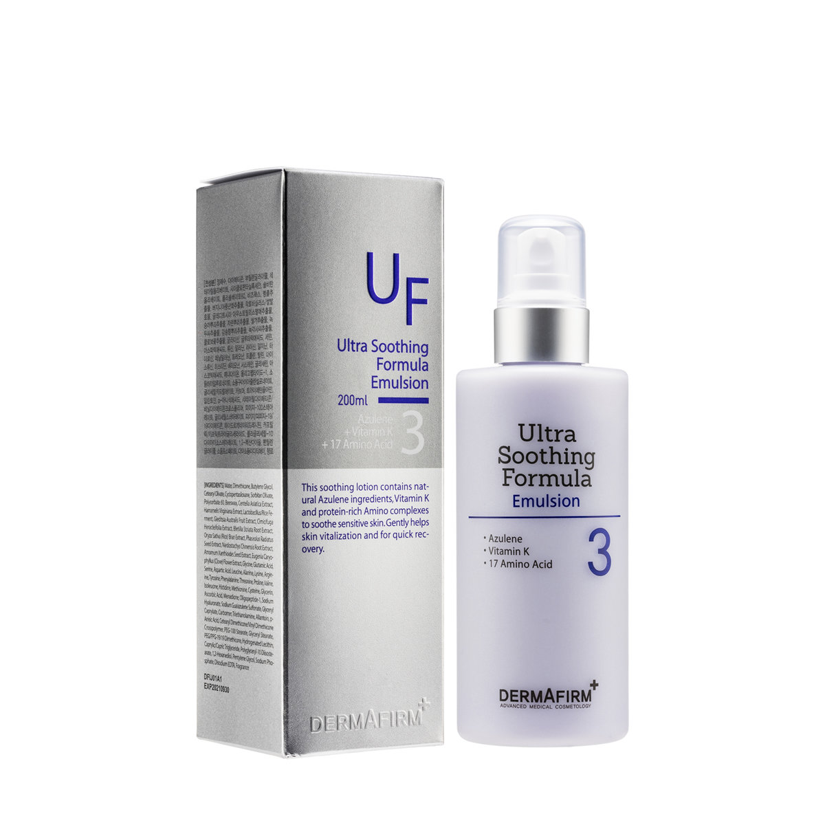 Ultra Soothing Formula Emulsion (200ml) [Parallel Import]