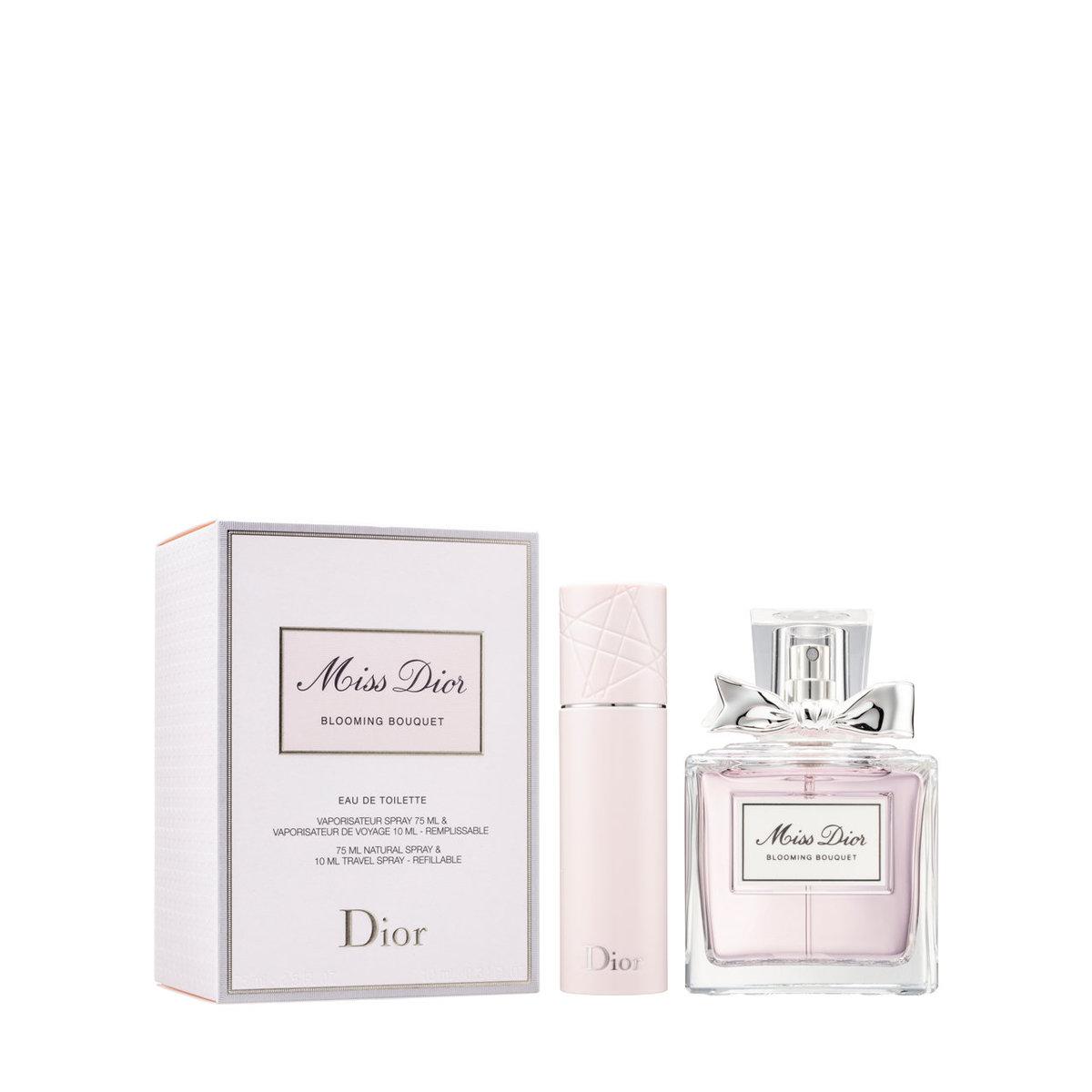 Miss Dior Blooming Bouquet EDT Set (2pcs) [Parallel Import]