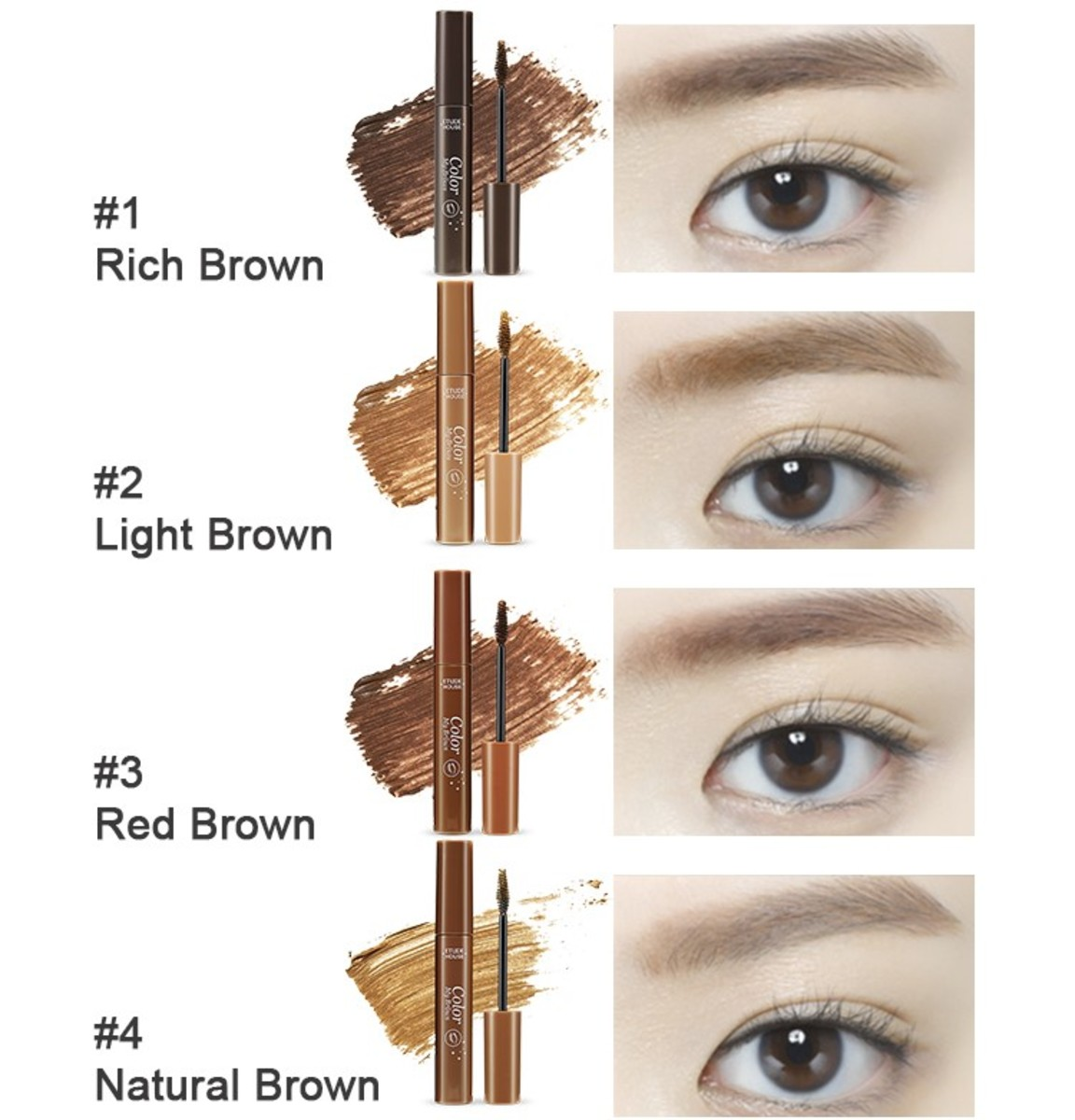 730919c0c7c Etude House | Color My Brows #04 4.5g | HKTVmall Online Shopping