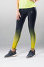 GRADIENT YELLOW LEGGINGS (L)