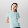 薄荷綠吸濕排汗T恤 (L)