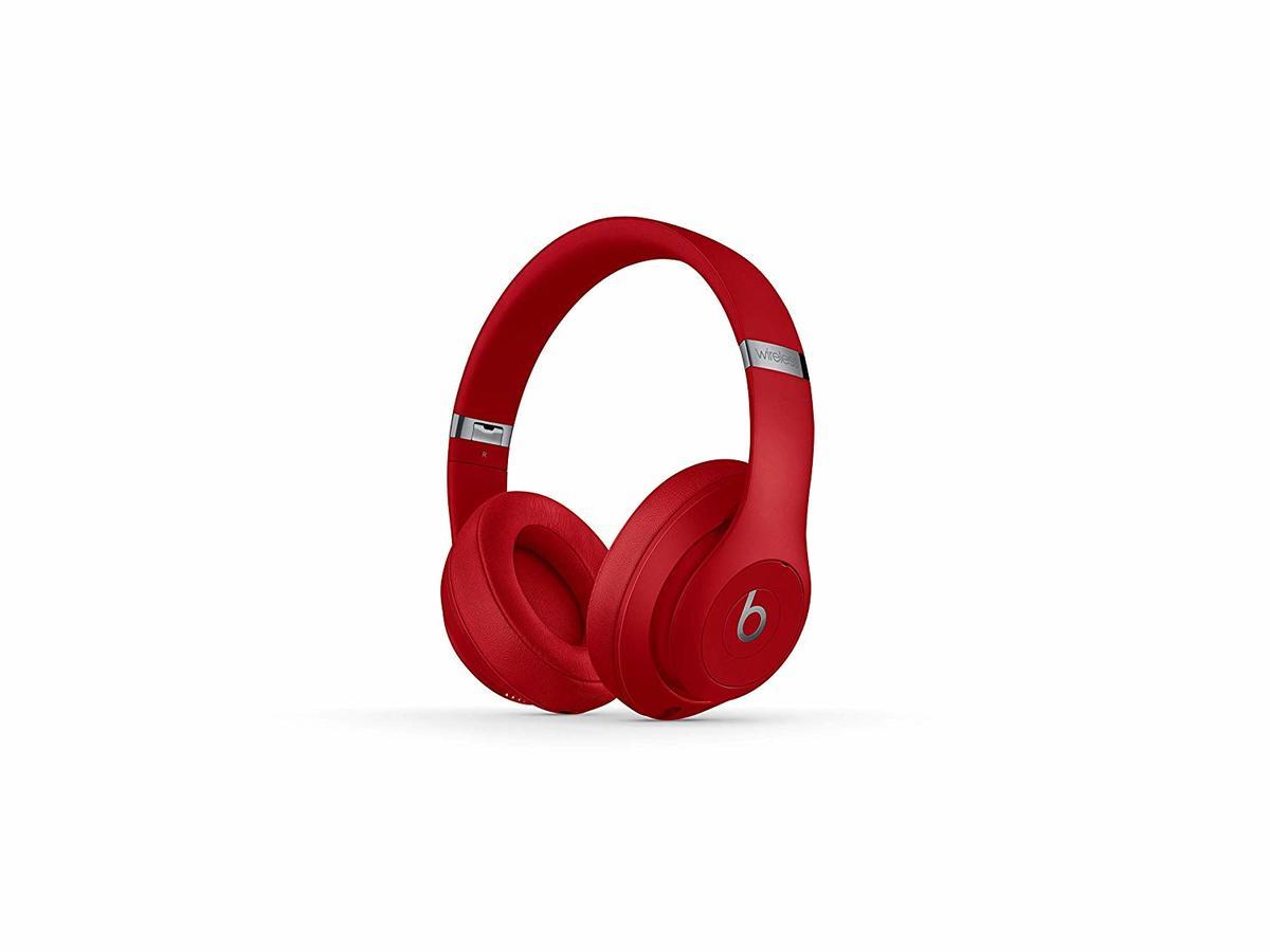 1年保修 Beats Studio3 Core Collection 藍牙無線頭戴式耳機 Red