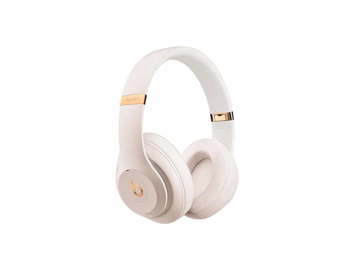 1 Year Warranty Beats Studio3 Wireless Over-Ear Headphones Porcelain Rose