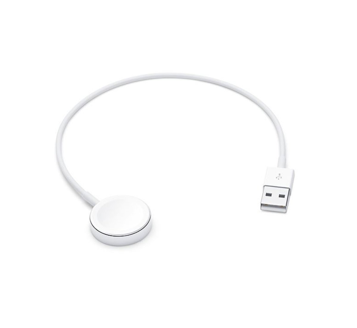 Apple watch Magnetic charging cable 0.3m A1923 MU9J2AM/A