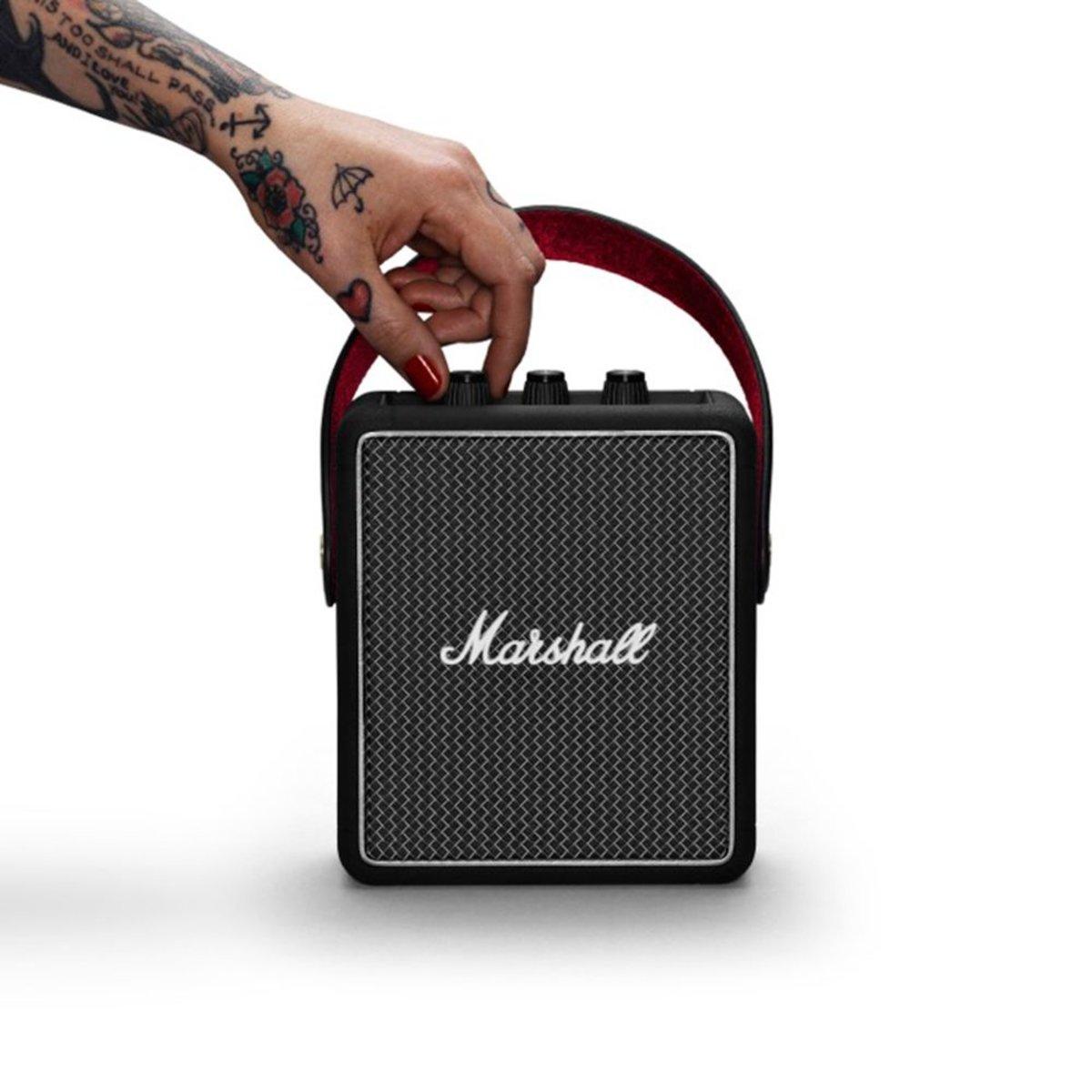 Marshall STOCKWELL II 2藍牙無線IPx4揚聲器