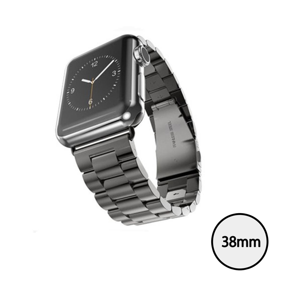 精鋼錶帶,適用於 Apple Watch (38mm)