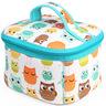 Toilet bag Playful Owls