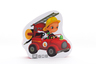 Evolutionary puzzles Fireman 4 in 1